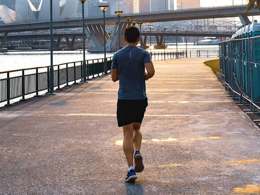 Why experts say the best time of the day to go for a run is in the evening