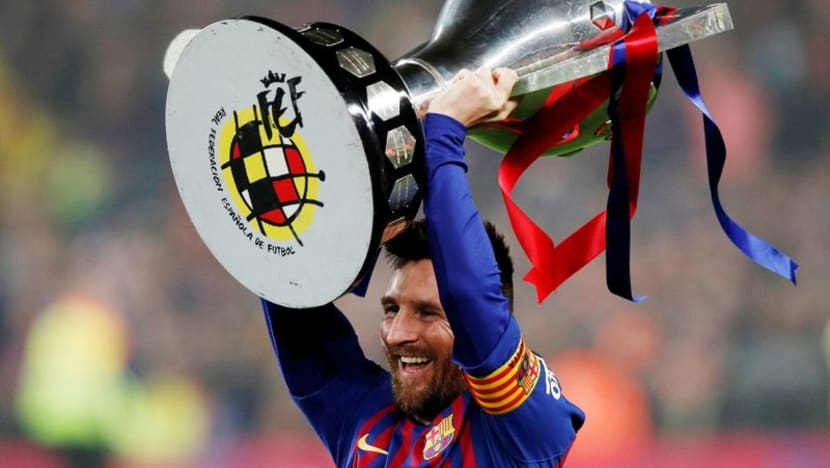 Barca says even cut-price Messi too expensive to keep