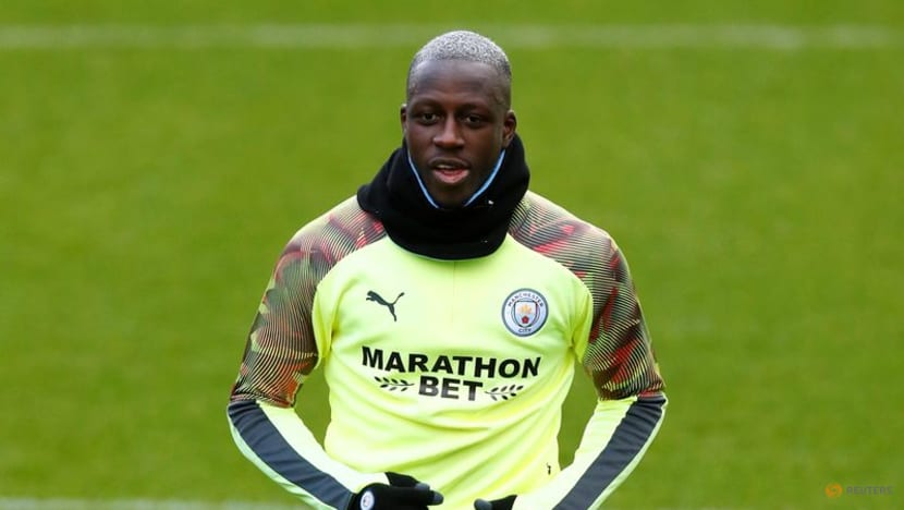Football: Man City's Mendy remanded in custody after court appearance