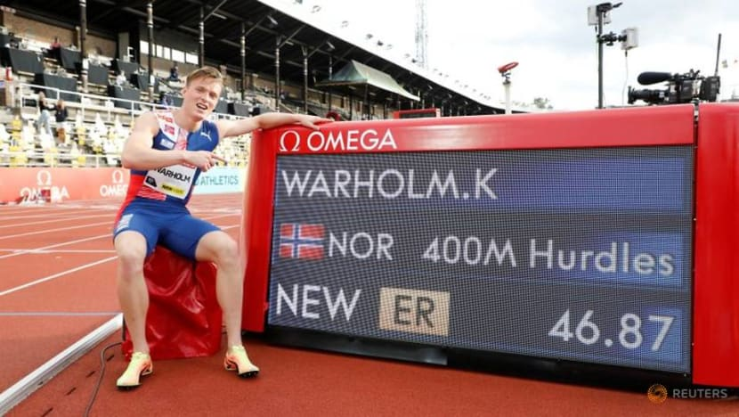 Athletics: Warholm sets new European record at Stockholm Diamond League