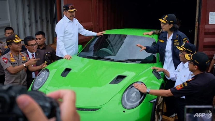 Tax trouble: Indonesia's luxury car 'owners' cry foul