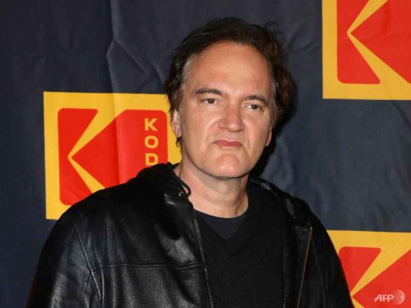 Quentin Tarantino vowed never to give his mother money if he became successful