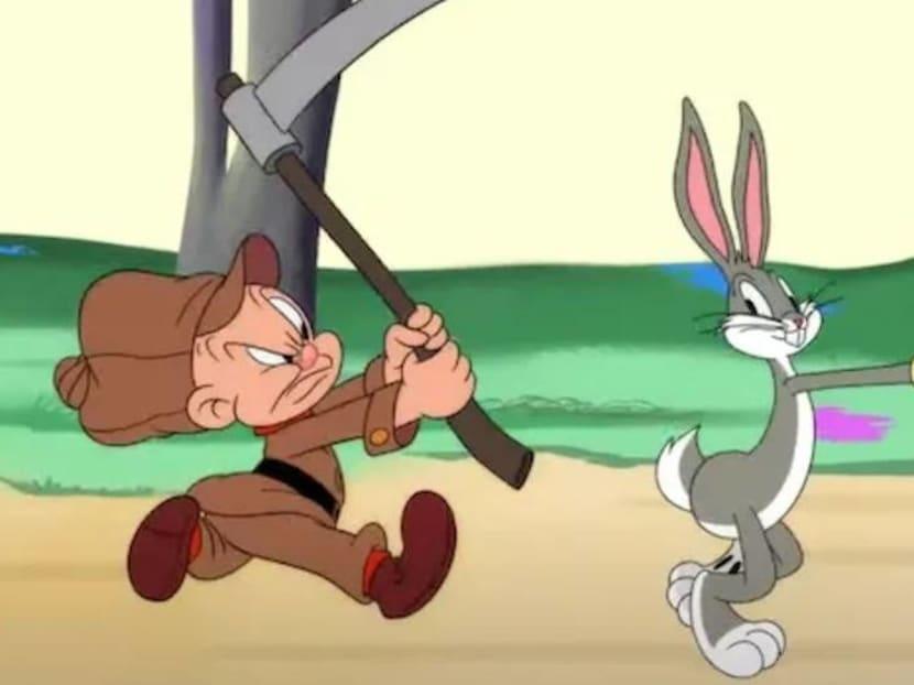 No more guns for Elmer Fudd, Yosemite Sam in new Looney Tunes cartoon