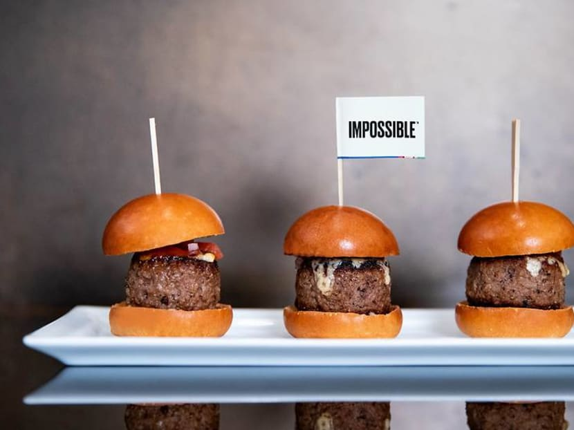 Impossible Foods to launch plant-based 'meat' in Singapore in March