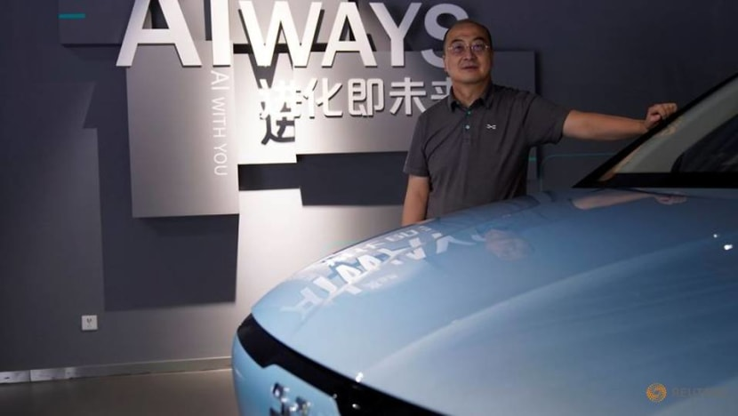 Electrified by Tesla, Chinese startups are on the charge