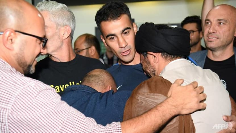 Asian football body says it worked 'tirelessly' to free Hakeem
