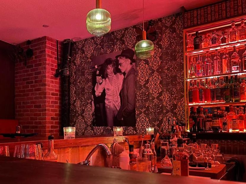 Happy Humpday! This new bar in Singapore transports you to New York City