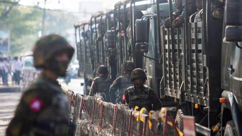 UN rights expert urges sanctions on Myanmar's oil, gas sectors