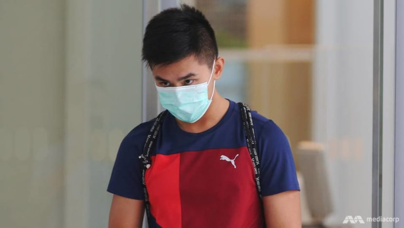 Probation for former JC student who trespassed into NUS UTown toilets to peep at women