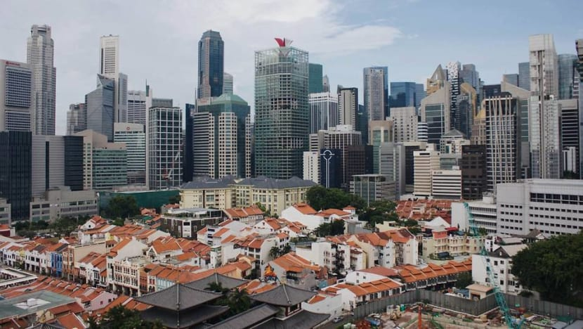 What does US$1m buy you in Singapore? 36 sq m of prime property