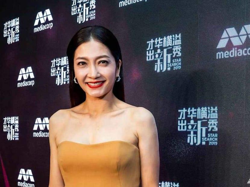 Actress Huang Biren labelled as having 'an attitude' when first starting out