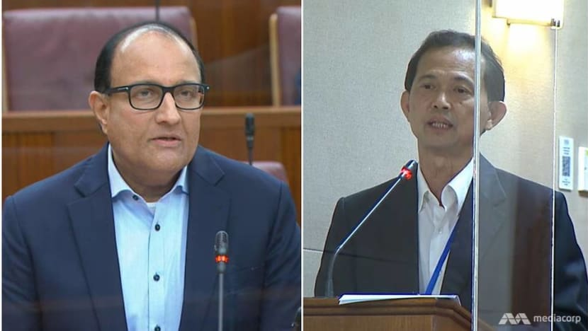 Ministers respond in Parliament to NCMP Leong Mun Wai's comments on not having 'homegrown' DBS CEO