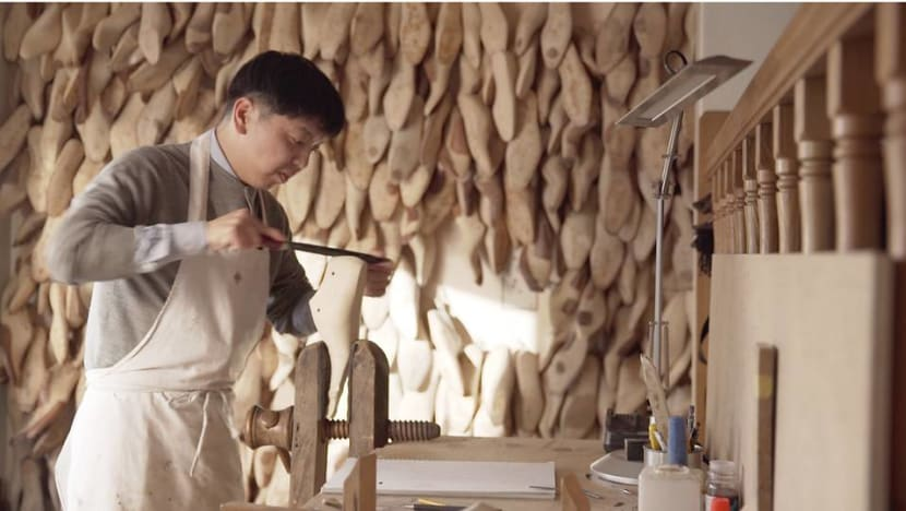 The Japanese bespoke shoemaker who doesn't want his creations to stand out