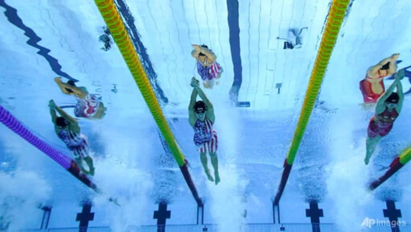 Swimming: America's Ledecky wins inaugural Olympic women's 1,500m freestyle gold