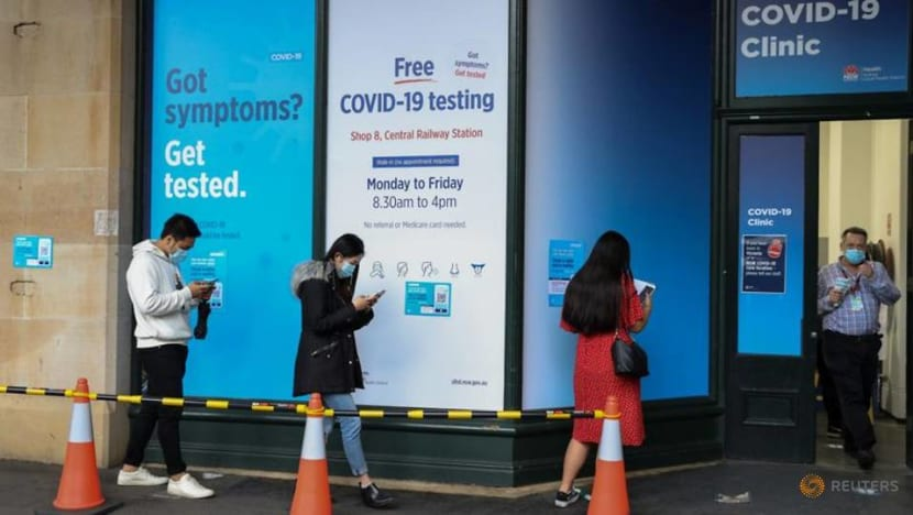 Some Australian states relax borders as COVID-19 infections ease, hotspot cases rise
