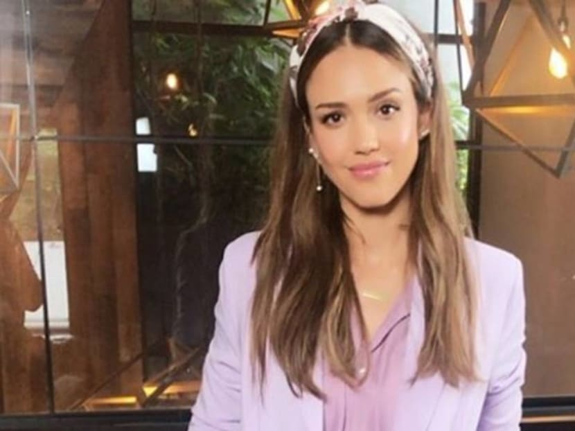 Jessica Alba's social media account hacked again with racist messages