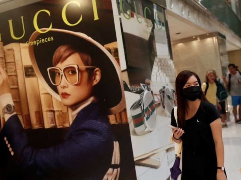 Gucci owner Kering says outlook unclear as virus hammers sales