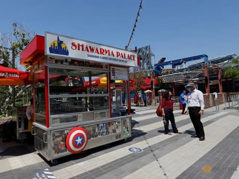 Avengers ready to welcome Marvel fans at new Disneyland campus