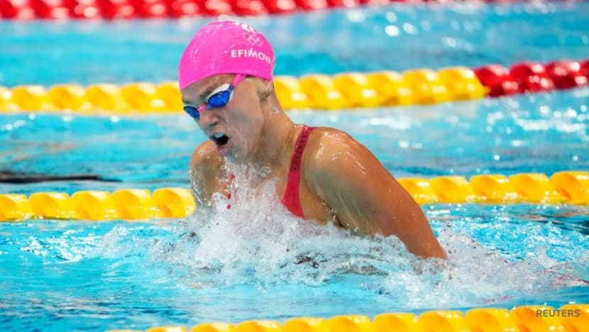 Olympics: Swimmer Efimova hits out at morning finals in 'unfair' Games