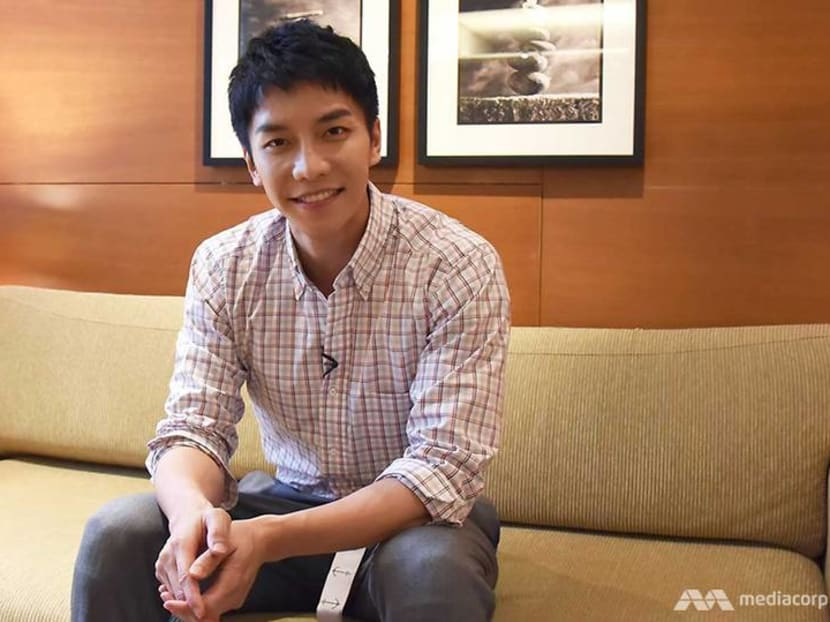 Return of Lee Seung-gi: 'I'm just going to focus on what I'm good at'