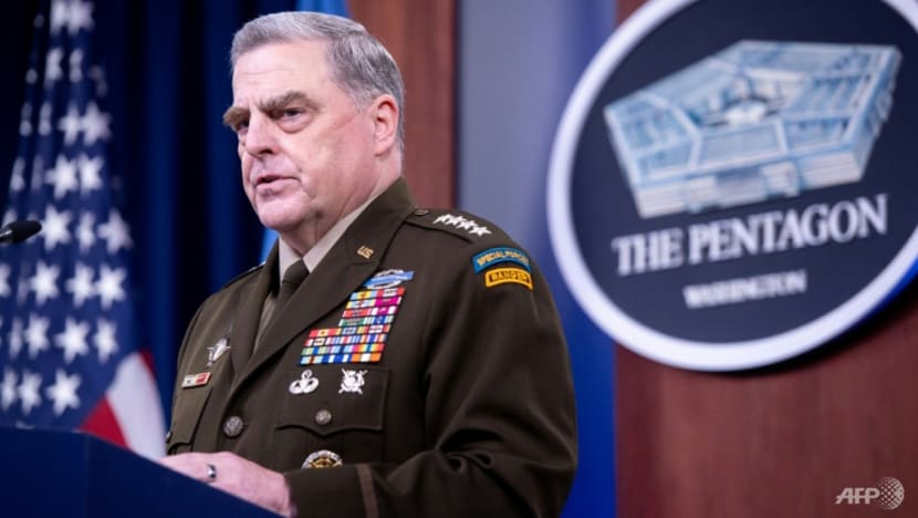 Dubious of Trump's sanity, US general secretly called China, claims new book