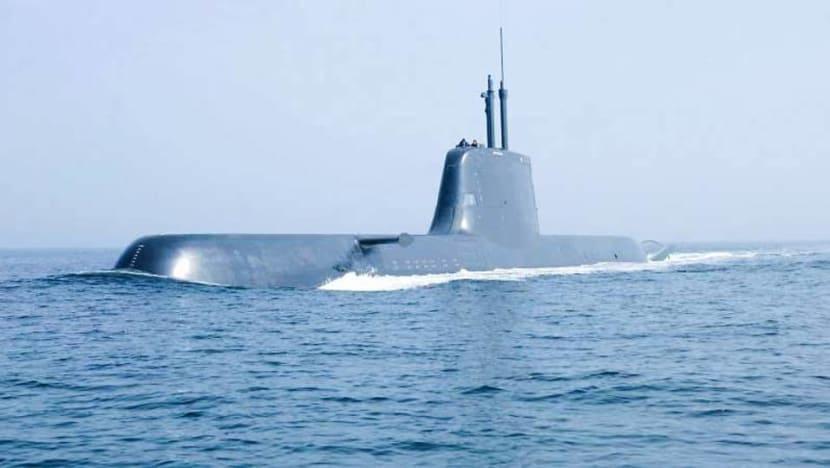 'Submarines like BMWs': A closer look at the Navy's newest, custom-made German submarine