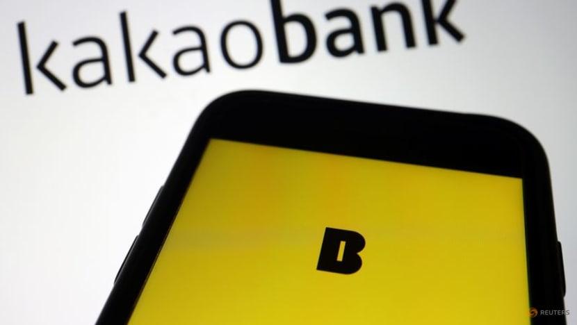 Kakao Bank becomes S Korea's biggest lender by market value in blockbuster debut