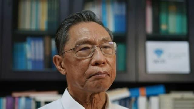 钟南山:冠病疫情暴发至今 中国走的路是对的