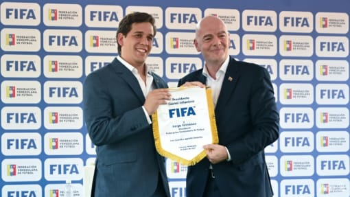 Infantino says biennial World Cup gives countries chance to 'dream'