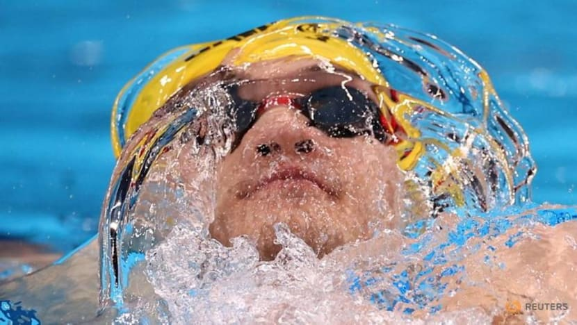 Olympics-Swimming-Battle of the record breakers looms in the Tokyo pool