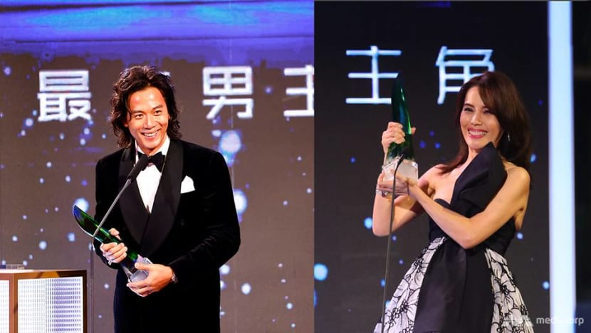 Star Awards 2021: Zoe Tay, Qi Yuwu and the rest of the winners