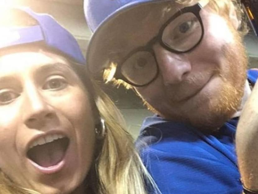 """Ed Sheeran reportedly married Cherry Seaborn in """"top secret winter wedding"""""""