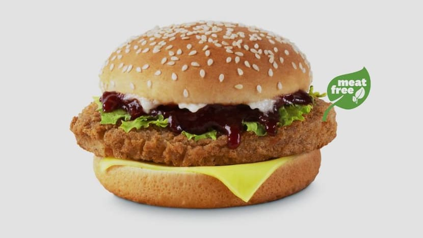 KFC's Zero Chicken Burger is now available in Singapore – will you try it?