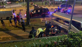 Lorry driver dies in hospital after accident in Pasir Ris