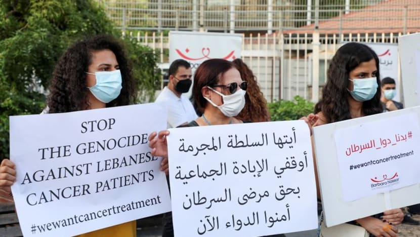 Clock ticking for Lebanese cancer patients as shortages bite