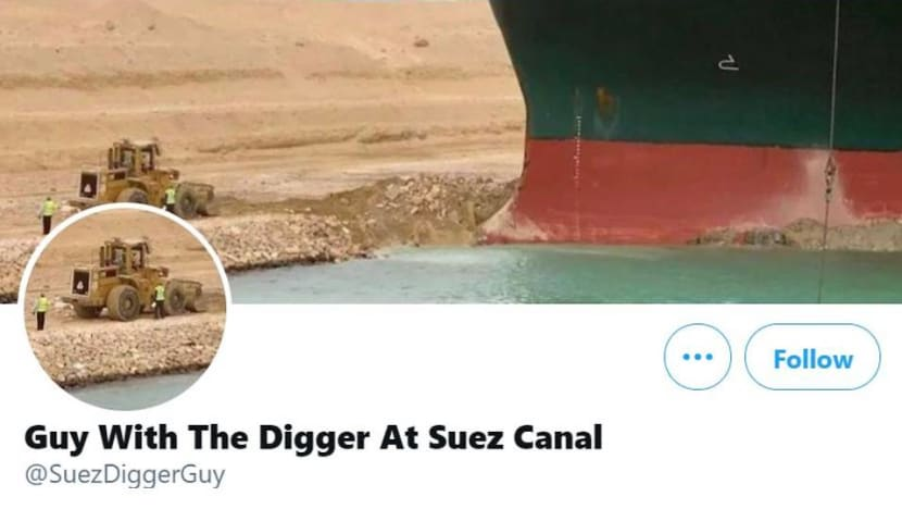 Commentary: What the stuck ship in the Suez Canal taught us about life