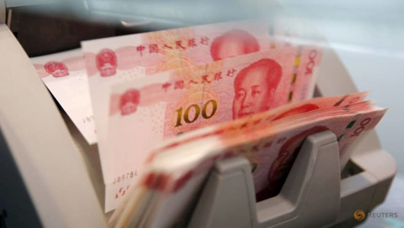 China sets yuan midpoint at new 11.5-year low after new round of tariffs