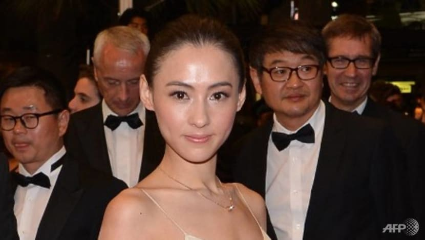 Hong Kong actress Cecilia Cheung sued for millions for breach of contract