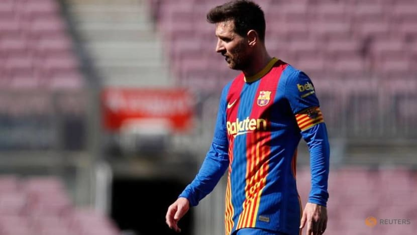 Soccer-Messi given early holidays, could have played final Barca game