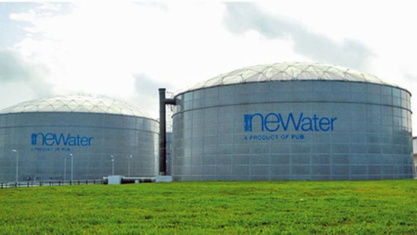 Construction of new S$230m NEWater factory in Changi expected to start in 2022