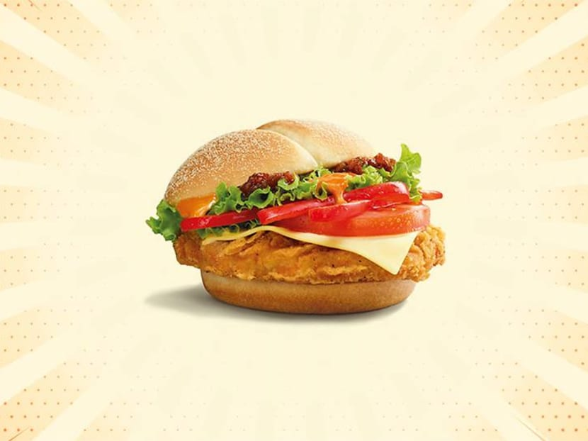McDonald's latest burning sensation to spice up your Extra Value Meal