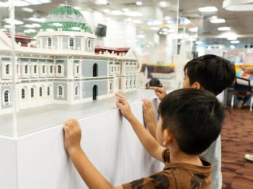 In pictures: 8 Singapore national monuments get a Lego makeover