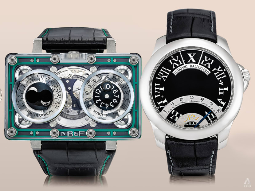 Why are watches the most popular passion investment for Singaporeans?
