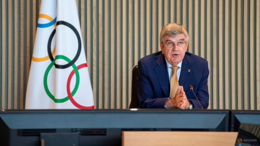 Olympics: North Korea suspended from IOC after Tokyo no-show