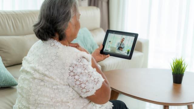 乐龄义工组织RSVP设立新中心 让年长者学习数码科技