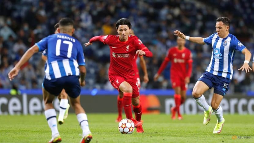 Goals flow again for Liverpool alongside the Douro