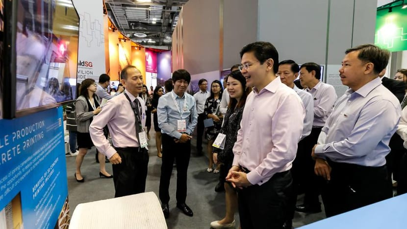 BCA's green building innovation grant gets S$20 million top-up