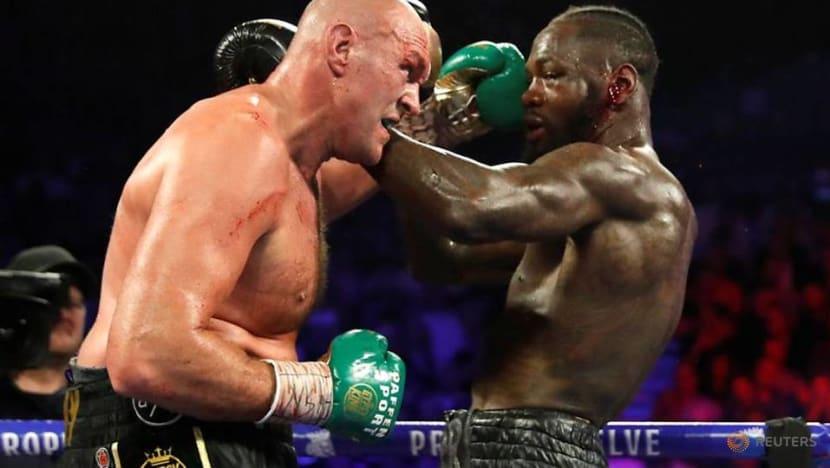 Tyson Fury-Deontay Wilder fight No. 3 set for July