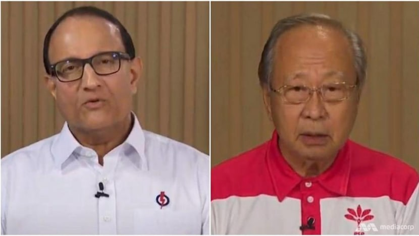 GE2020: In West Coast broadcast, PAP reiterates commitment to residents; PSP stresses need for 'ground-up' solutions