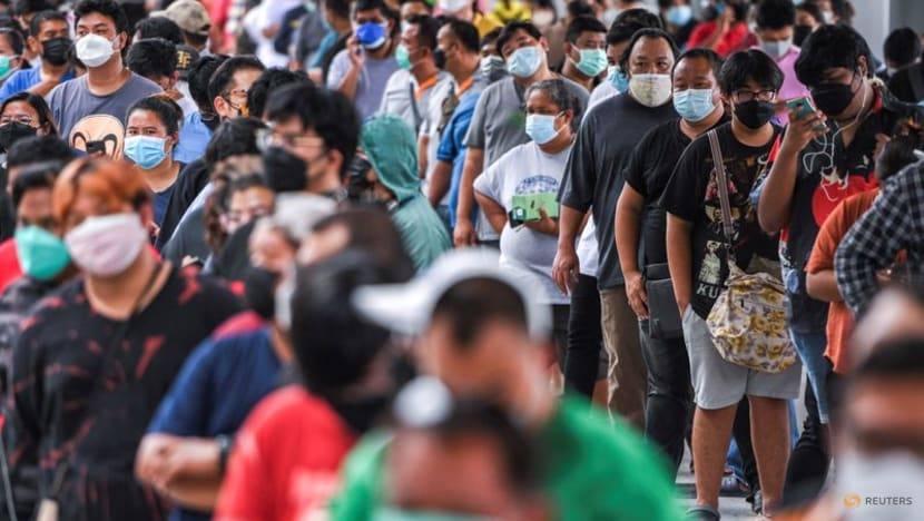 Thailand reaches 1 million COVID-19 cases